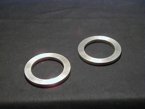 SPRING SPACER,  FOR SHOCK ABSORBER<br/>EVO 1989-UP & TWIN CAM, PAIR&nbsp;&nbsp;