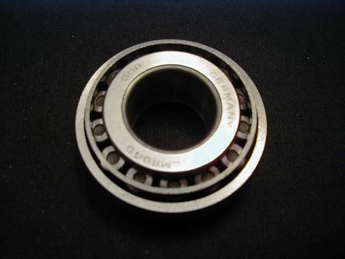 KLM HUB BEARING 11949/11910<br/>RADLAGER, ONE PIECE, EVO BT 3/4&quot;&nbsp;&nbsp;