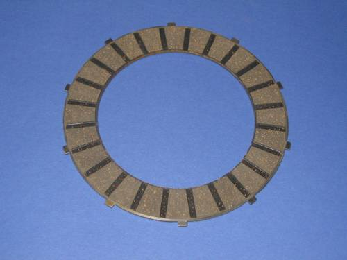 CLUTCH FRICTION STEEL BONDED<br/>TRIUMPH, BSA REIBSCHEIBE&nbsp;&nbsp;