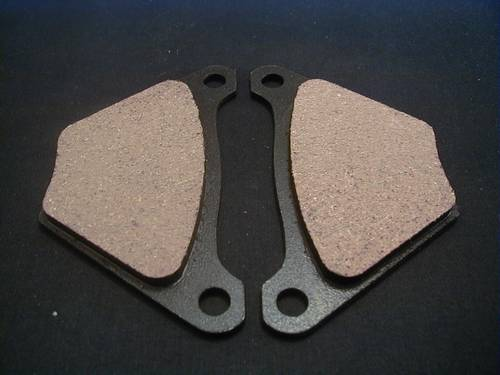 44135-74 DISC BRAKE PADS, PAIR<br/>REAR FX FXE FXWG FL FLH,fr.FLH, SINTER METAL&nbsp;&nbsp;