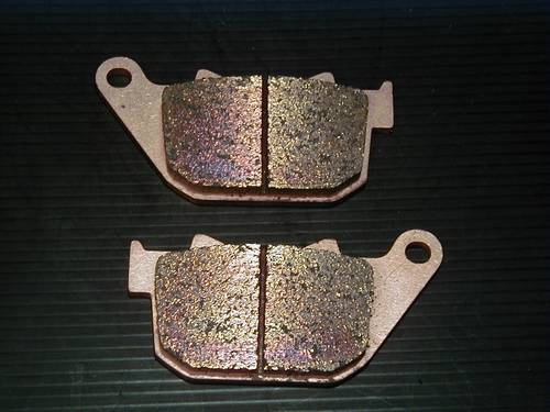 42831-04  DISC BRAKE PADS, PAIR<br/>SPORTSTER 2004-UP, FRONT,  SINTER METAL&nbsp;&nbsp;