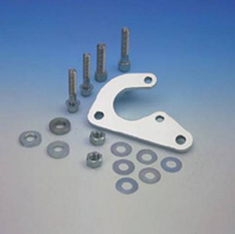 MOUNTING BRACKET KIT, FRONT 10&quot;<br/>FITS FL/XL/FXWG 1978-83, 2 PISTON&nbsp;FOR RST BRAKE 031030&nbsp;