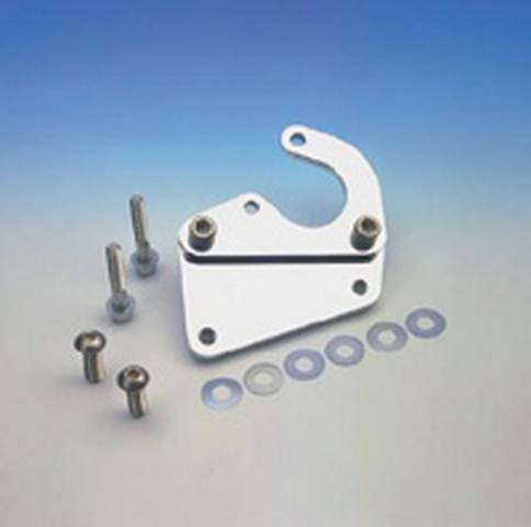 MOUNTING BRACKET KIT, FRONT  11.5&quot;<br/>FITS XL/FXR/FXST/FXWG  1984-UP, 2 PISTON&nbsp;FOR RST BRAKE 031030&nbsp;