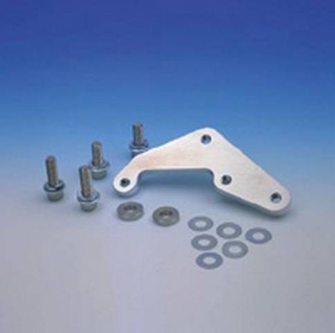 MOUNTING BRACKET KIT, FRONT 13&quot;<br/>FITS XL/FXR/FXST/FXWG 1984-UP,4 PISTON&nbsp;FOR RST BRAKE 031000&nbsp;