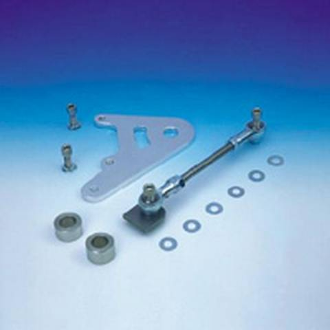 MOUNTING BRACKET KIT REA.11,5&quot;<br/>FITS FXST/FXWG 1987-UP, 4 PISTO&nbsp;&nbsp;