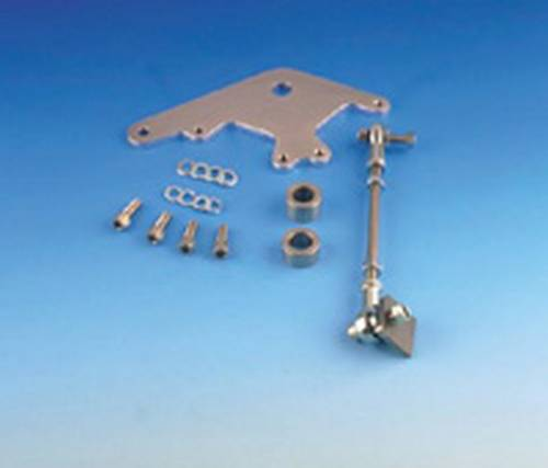 MOUNTING BRACKET KIT REAR 10´<br/>FITS FL/FX/FXR/FXST/FXWG´84-86&nbsp;&nbsp;