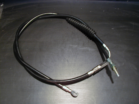 CLUTCH CABLE 6´ OVER<br/>SOFTAIL AND FLT MODELS 1987-UP&nbsp;&nbsp;
