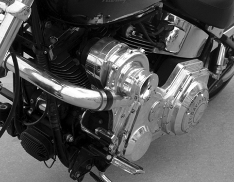HO Intercooled System<br/>for 2001-06 Softail (EFI)&nbsp;&nbsp;