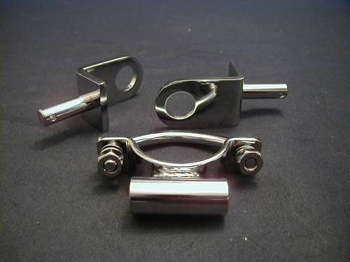SOLO SEAT BRACKET KIT<br/>&nbsp;&nbsp;