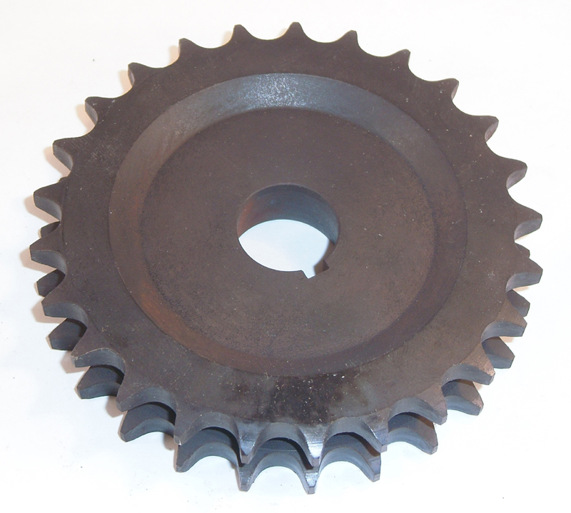 Motor Sprocket 23T early 74´<br/>Tapered Bore ´36-´54&nbsp;&nbsp;