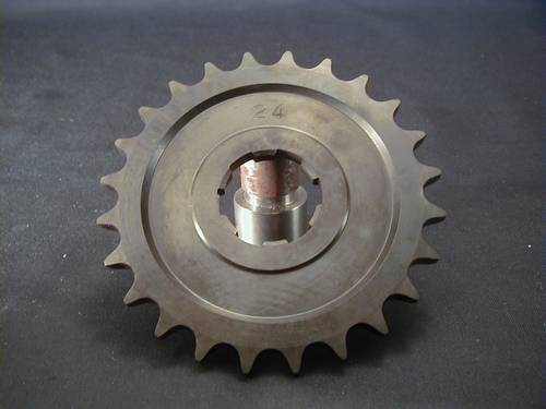 TRANSMISSION SPROCKET 24T<br/>BIG TWIN&nbsp;&nbsp;