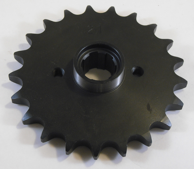 TRANSMISSION SPROCKET 22T<br/>SPORTSTER AND K ´52-UP&nbsp;&nbsp;