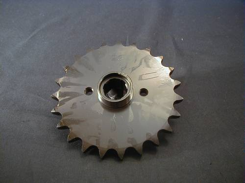 TRANSMISSION SPROCKET 23T<br/>Sportster and K ´52-up&nbsp;&nbsp;