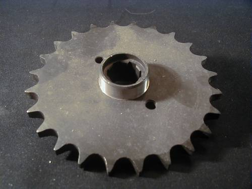 TRANSMISSION SPROCKET 24T<br/>Sportster and K ´52-up&nbsp;&nbsp;