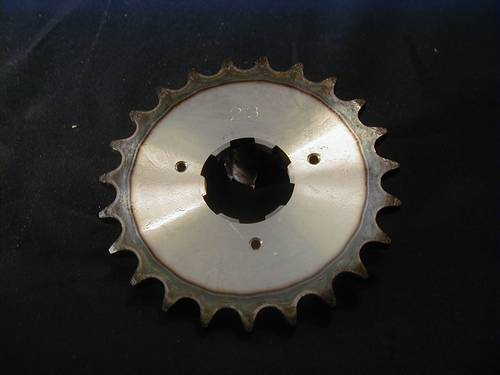 TRANSMISSION SPROCKET 23T<br/>33337-83 BIG TWIN, 4-GANG&nbsp;&nbsp;