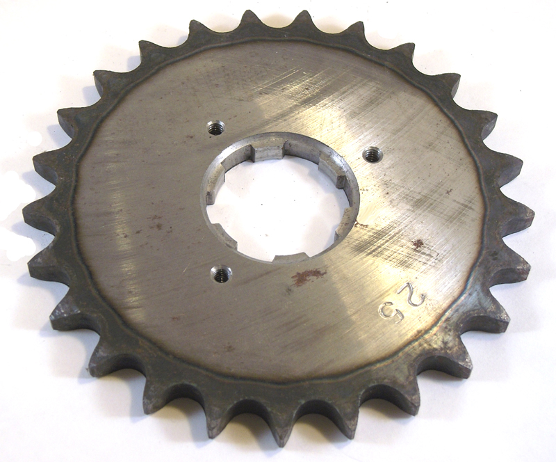 TRANSMISSION SPROCKET 24T<br/>BIG TWIN AB ´83, 4-GANG&nbsp;&nbsp;