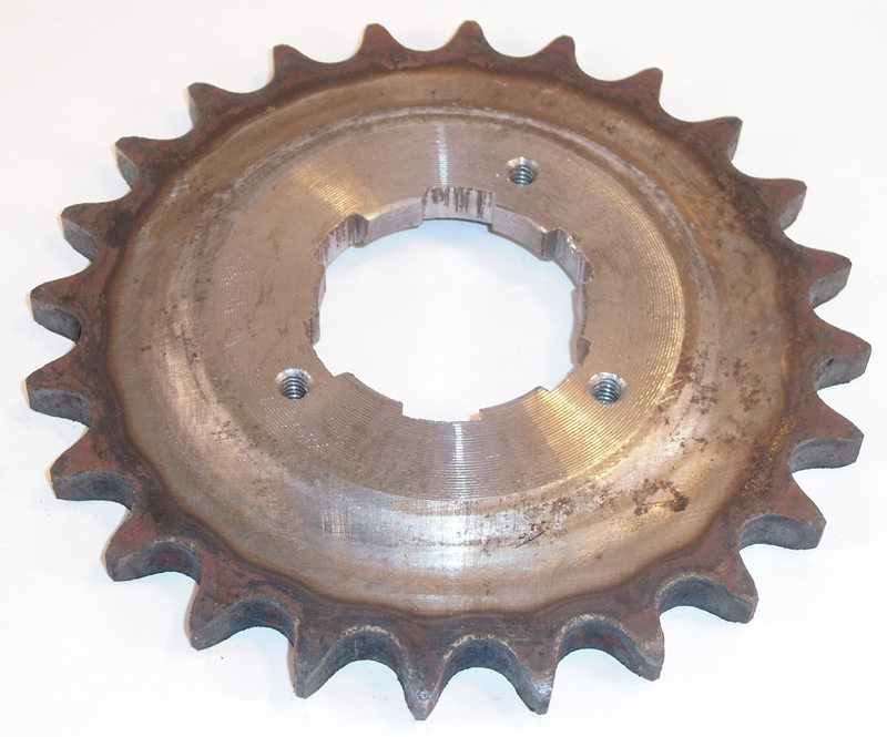 Transmission Sprocket 22T<br/>Big Twin ab ´83, 5-Gang&nbsp;&nbsp;
