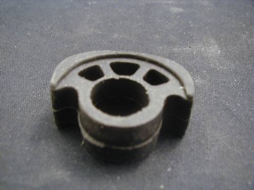RUBBER PIECE ONLY FITS FOOTPEG<br/>190071 COMFORT, PAIR USES 8&nbsp;&nbsp;