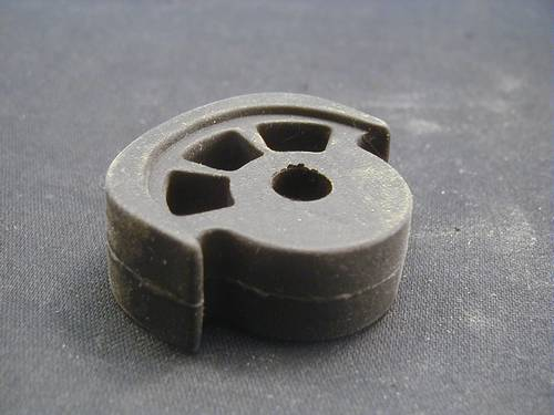 RUBBER PIECE ONLY FITS FOOTPEG<br/>190074 COMFORT, PAIR USES 8&nbsp;&nbsp;