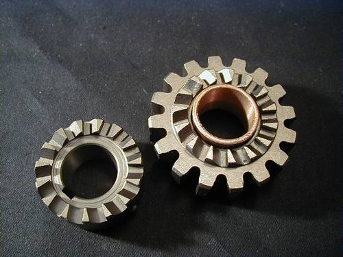 KICK STARTER CLUTCH SET<br/>33381-39 AND 33430-50