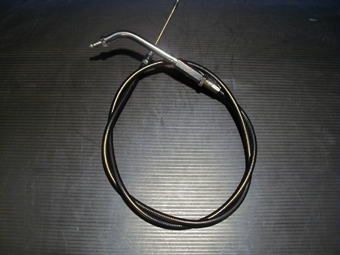 THROTTLE CABLE 56324-81C 6´O/S<br/>15CM OVERSIZE 45° SMALL THREAD