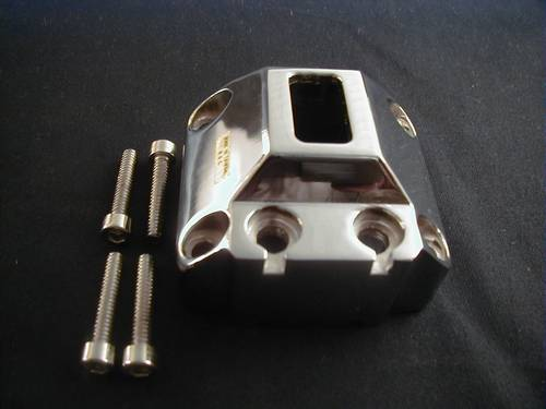 CUSTOM SWITCH HOUSING 1972-81<br/>REPLACES OEM71539-73B VERTIKAL&nbsp;&nbsp;