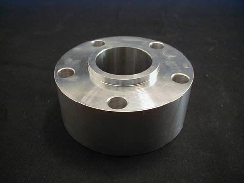 BELT PULLEY & SPROCKET SPACER<br/>ALUMINIUM OFFSET 50 mm TWIN CAM, 56,5 x 56,5 mm