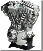 120&quot; ULTIMA LONG BLOCK ENGINE<br/>NATURAL, UNASSEMBLED&nbsp;&nbsp;