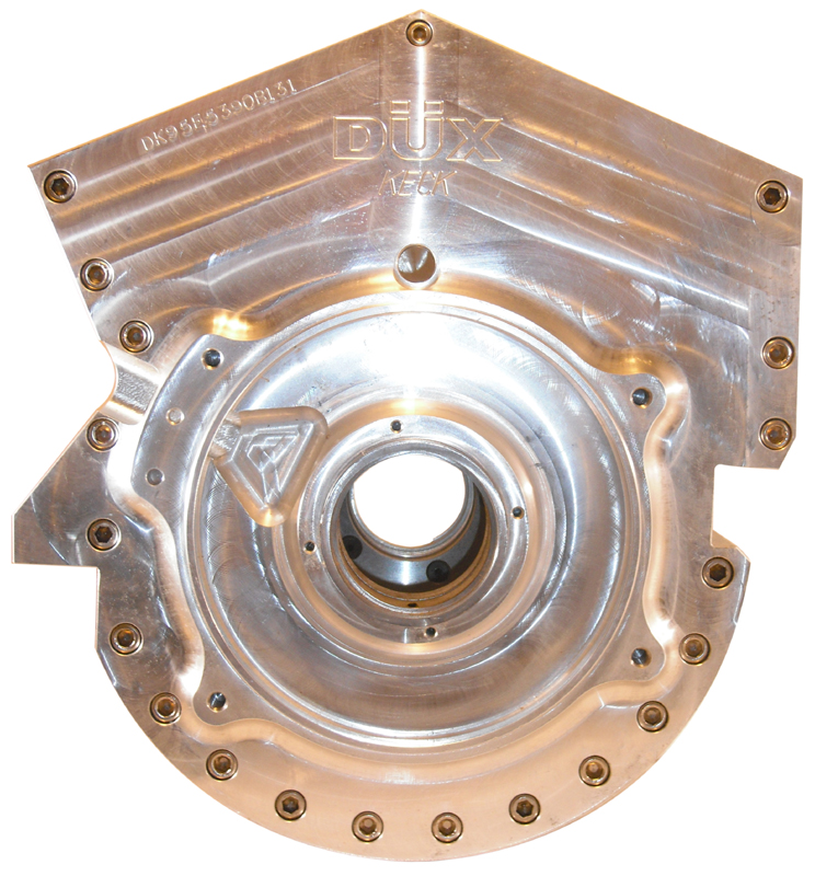DÜX BIG BLOCK CASES<br/>INCLUDES PINION SHAFT