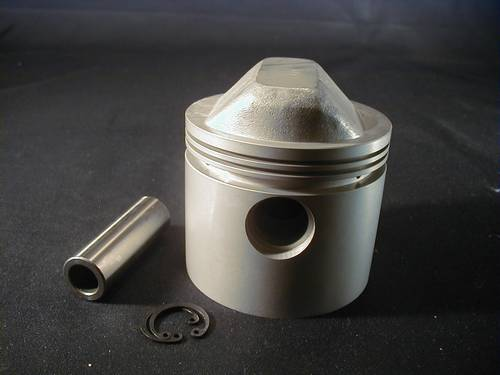 PISTON KIT WITHOUT RINGS, XL<br/>3-3/16´040, 1.182´ COMP. HGT., PAIR