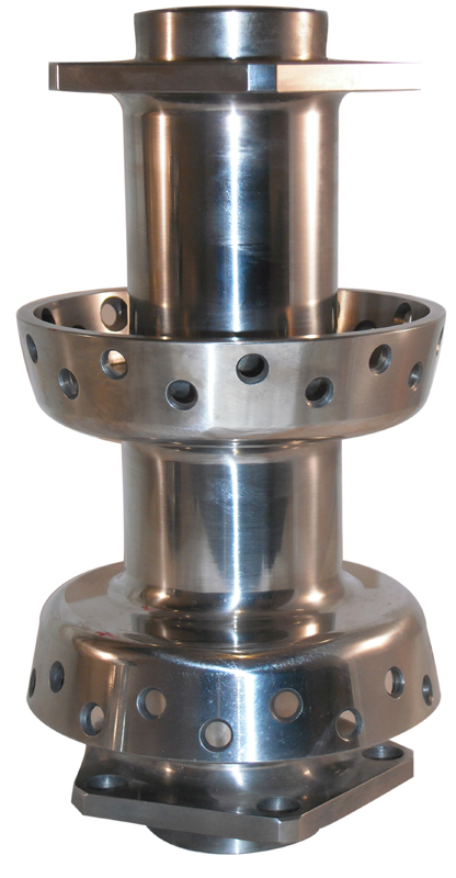 DUAL FLANSCH HUB, SPECIAL OFF-<br/>SET-4cm(only one side) 40 HOLE&nbsp;&nbsp;