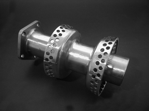 SOFTAIL SINGLE FLANSCH HUB,<br/>80 HOLE, SPECIAL OFFSET- 5cm