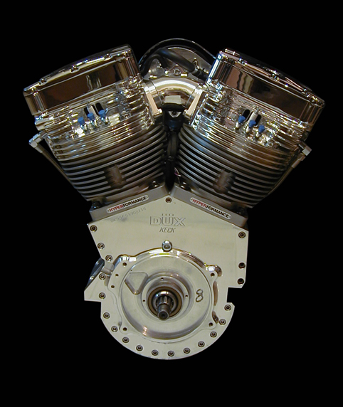 DÜX ENGINE WITH DUAL CARBURETORS<br/>200´ BV ASSM. 5.320 BORE x 4.500 STROKE&nbsp;&nbsp;