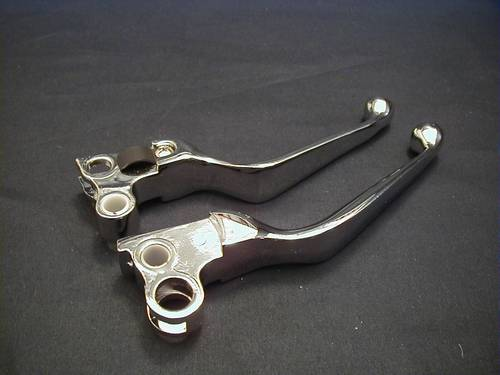 BRAKE LEVER AND CLUTCH LEVER<br/>PAIR, -1996&nbsp;&nbsp;