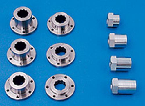 "SPECIAL OFFSET INSERT #IN-250<br/>1/4"" OFFSET/6,35 mm, OD 70mm W/ 6 HOLES 3 HOLES W/THREAD"