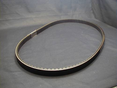 BDL REAR BELT FROM GATES, 14mm<br/>POLY B. 133 TOOTH, 1-1/8&quot; WIDE&nbsp;&nbsp;