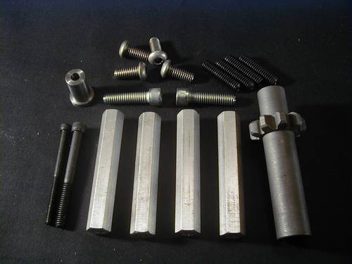 BDL HARDWARE KIT FOR ALL SOFT-<br/>TAIL AND DYNA, FITS 3&nbsp;&nbsp;