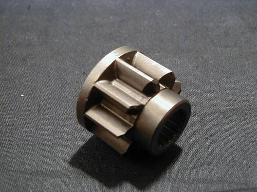 MODIFI PINION GEAR FOR 5-SPEED<br/>TECH CYCLE STARTER&nbsp;&nbsp;