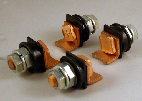 SOLENOID CONTACT REPAIR KIT FOR TECH CYCLE STARTER<br/>900101/900100&nbsp;&nbsp;