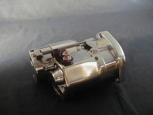 SUPER-TORQUE STARTER 1,8kw<br/>FITS SOFTAIL 1989 - 2006 CHROME&nbsp;&nbsp;