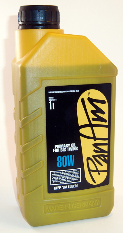 PAN AM PRIMARY OIL 80W, 1 LITER, 99851-05<br/>1983-84 XR 1000, 1984-UP BT, 1971-UP XL&nbsp;BEL RAY&nbsp;
